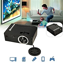 Flash Deal Kill Deal!!Full HD 1080P Input Multimedia Home Theater LED Mini Projector Cinema TV VGA MH NEW