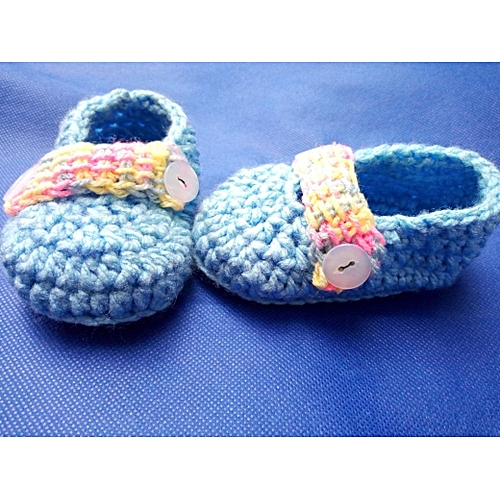 Generic Baby Crochet Shoes At Best Price Jumia Kenya