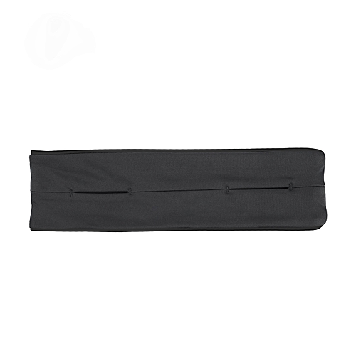 Outdoor sports running Waist bag Anti-theft mobile phone Holder Pocket bag  elastic Unisex Gym Jogging cycling Invisible belt Bag(Black Color)