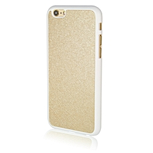 Gold Cheap Rigid Plastic Shockproof Protective Shell Phone Case For iPhone 6 6S