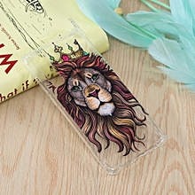 Lion King Pattern Oil Embossed TPU Case for Huawei P30