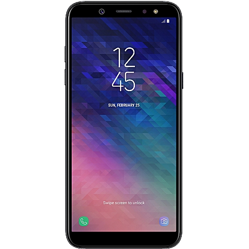 "Galaxy A6 (2018) 5.6""- 32GB+3GB RAM - 16MP Camera - Dual SIM - 4G - Black"