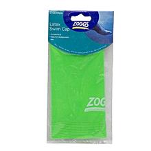 Swim Cap Latex- 300611/014p.Green-