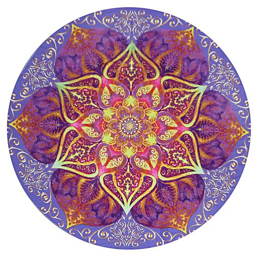hanging beach towel. Round Wall Hanging Tapestry Bedspread Beach Towel Mat Blanket Table-Multicolor G
