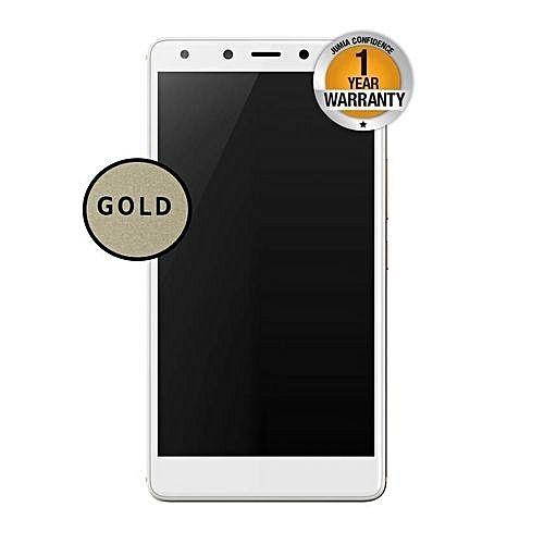 INFINIX Zero 4 Plus (X602) 64GB, (Dual SIM) Gold