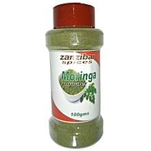 Organic Moringa oleifera Leaf Powder - 100gms (no additives)