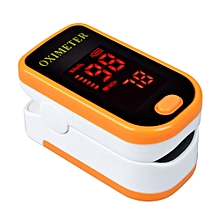 Household Finger Pulse Oximeter Lightweight Portable Blood Oxygen SpO2 Monitor Heartbeat Saturation Product Multicolor Optional