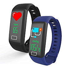 DC88 Smart Bracelet Heart Rate Blood Pressure Monitor Smart Watch Step Counter for Android IOS