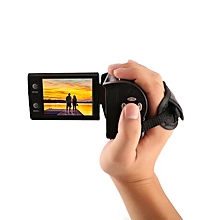 TA Portable HD Digital Video Camera Recorder 1280x720 Max 16MP 16X Digital Zoom -Black