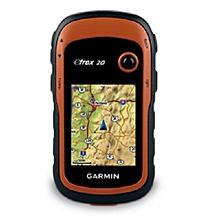 eTrex20x GPS Handheld - Black And Brown