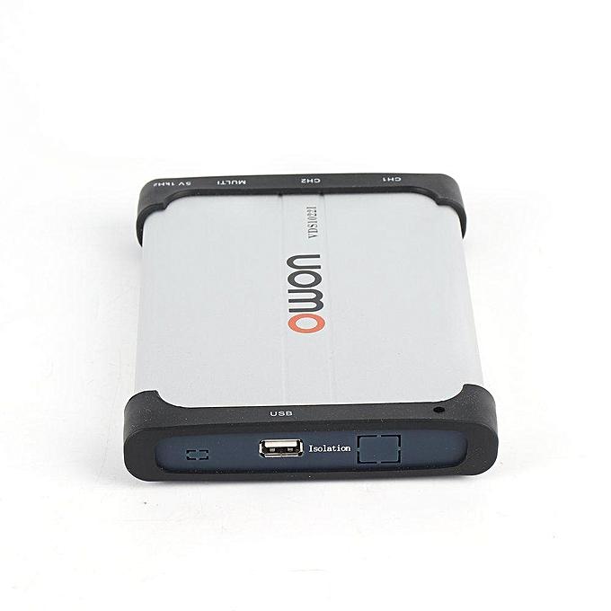 Owon VDS1022I PC Virtual Oscilloscope LAN USB 25MHz 2+1 Channel Logic  Analyzer