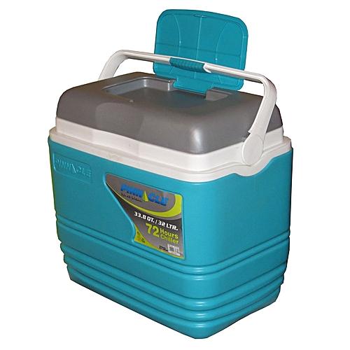 Buy Pinnacle Cooler Ice Box 32...
