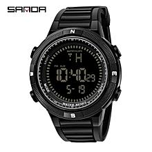 e2eb48cab4d SANDA Fashion Sport Watch Men Brand Luxury Electronic LED Digital Wrist  Watches For Men Waterproof Relogio