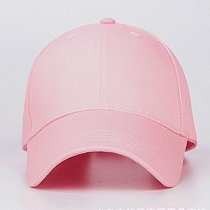 4927c4489ae TB Summer Fashion Baseball Caps Casual Man Women Sport Hats Sunshade  Outdoor Pink
