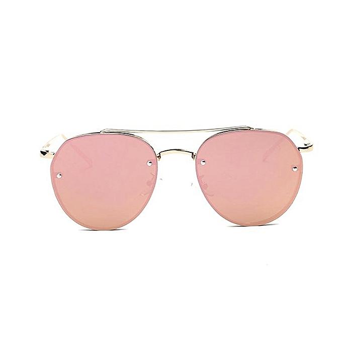 Buy Fashion Colorful Ocean Glasses Lens Sunglasses Alloy Frame ...