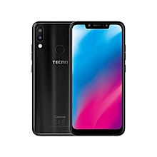 Camon 11 (32GB+3GB) 6.2-inch 16MP Faiba Support Black