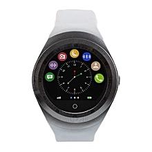 Y1 Smart Watch( MTK6261)- Bluetooth 3.0 280mAh - White