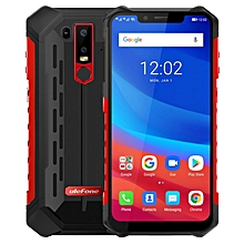 Armor 6 Rugged Phone 6GB+128GB EU Version 6.2 inch Android 8.1 4G OTG NFC Smartphone - Red