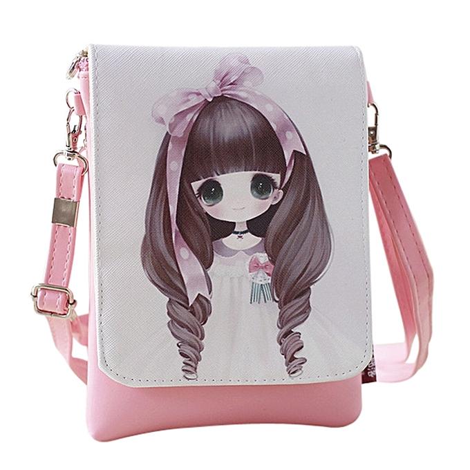 guoaivo Shoulder Bags Women s Handbags   Cartoon Handbags Kids Girls Mini Crossbody  Bag 72c02e0474
