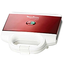 Ultra Compact Sandwich maker (SM156843) - Red