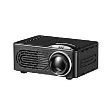 Yingwaias 700 Lumens 1080P Full HD Mini Projector LED Multimedia Home Theater AV USB