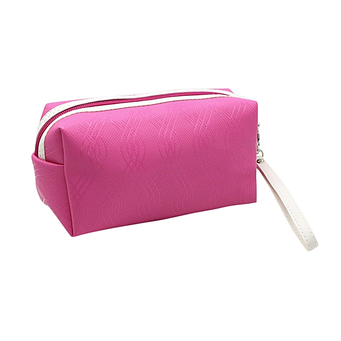 bluerdream-Fashion Hologram Pencil Case Pen Holder Makeup Boxes Zipper Comestic Storage Bag-Hot