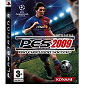 PS3 Game PES 09