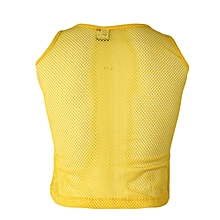 Vest Perforated- Yellow- Xl