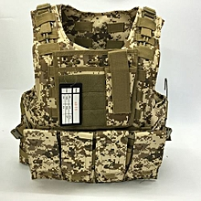 New Arrival Jungle Outfield Equips The Tactical Vest CS Vest Field Vest Multi-colored Vest-09