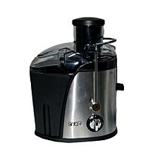 Elegant Juice Extractor - Silver black