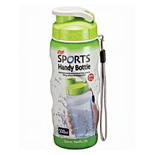 Colour Sports Handy Bottle - 500ml - HPP727G - Green