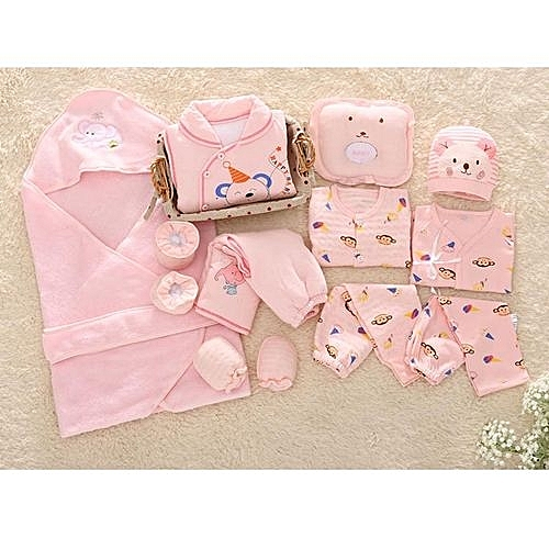 46ae88350abd Generic Newborn Baby Clothing Set Baby Boy Girl Clothes Cotton ...