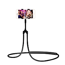 Flexible Mobile Phone Holder Hanging Neck Lazy Necklace Bracket Bed 360 Degree Smartphone Holder Stand For iPhone Xiaomi Huawei MEGOSHOEP