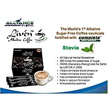 Liven Coffee - Sugar Free - 20 Sachets