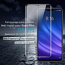 Imak Anti-fingerprint Frosted Hydrogel Film for Xiaomi 8 Lite Screen Protector Full Cover