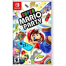 Switch Game Super Mario Party