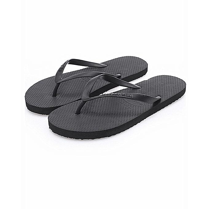 94720058da2c4 Generic Men s Printing Series Summer Flip Flop Beach Sandals Shower ...
