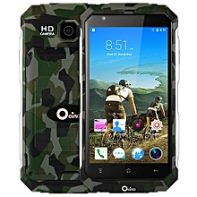 XP7711 5.0 inch Android 5.1 3G Smartphone MTK6580 Quad Core 1.2GHz 1GB RAM 8GB ROM A-GPS Bluetooth 4.0 Gravity Sensor - camouflage