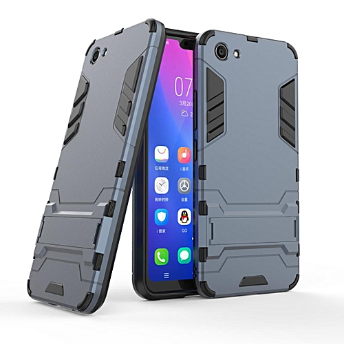 reputable site c78db 58d49 For VIVO Y83 Case Silicone Phone Case Shockproof Robot Armor Hybrid Rubber  Hard Back Cover For Vivo Y83
