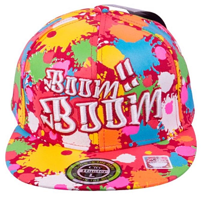 f40f55c8 Generic Unisex Youth Hip Hop Fashion Flat Brim