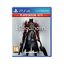 PS4 Game Bloodborne Playstation Hits