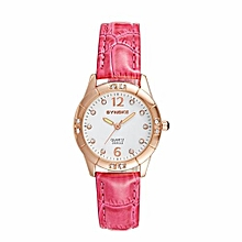 Women's Casual Fashion Quartz Watch(Rose)