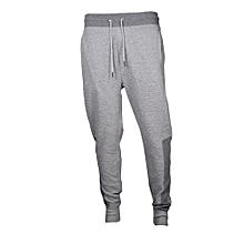 Men Joggers Grey