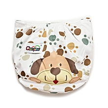 Refined Buytra Baby Cloth Diaper Cover Reusable Adjustable Dog