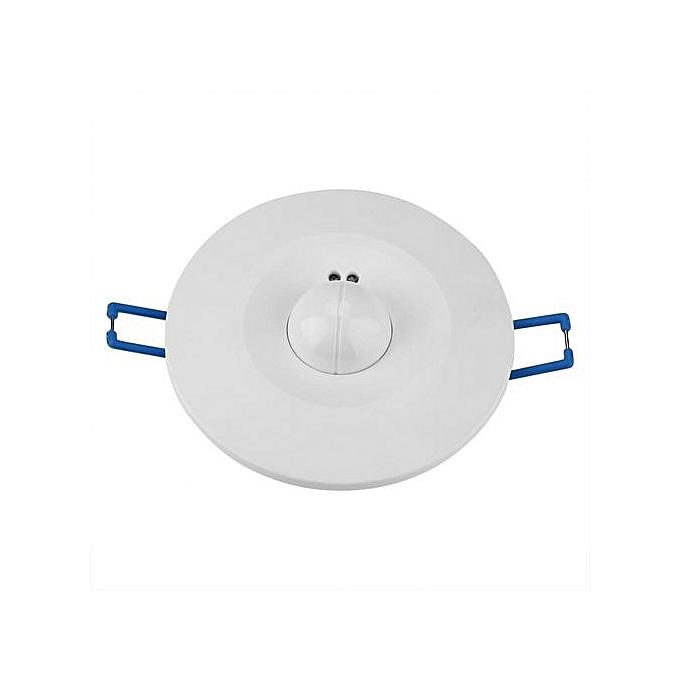 360°Microwave Radar Sensor Light Switch 220-240V Recessed Ceiling Body  Motion Detector For Home