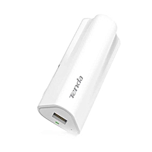 4G300 - N300 - 3G/4G - Wireless Router - With Built-In 2600MAH Power Bank - White