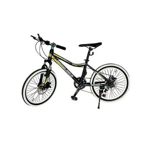 Exercise Bike Jumia Kenya: DYNAVOLT DY210 - Bike – Black/Yellow