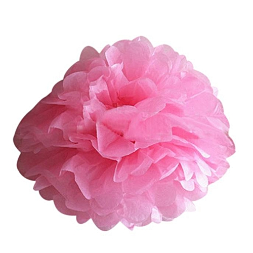 20pcs 10 Inch Tissue Paper Pom Flowers Balls Wedding Party Decor