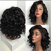 Human Lace Wig,14inches