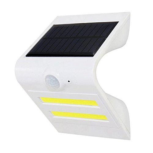 Wall Light Jumia: IP65 Waterproof LED Solar Light Outdoor Wireless Wall Lamp